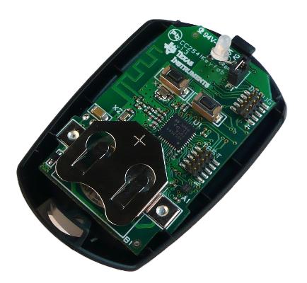 cc2541dk-mini:cc2541 迷你开发套件